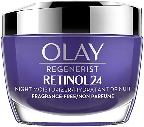 olay regenerist retinol 24 night moisturizer cream product image