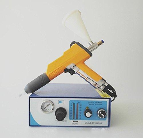 uuni-wt ® 1pc revestimiento en polvo electrostática máquina wx-301Spray revestimiento en polvo...