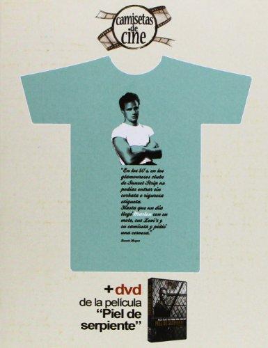 Piel De Serpiente + Camiseta S [DVD]