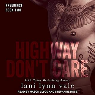 Highway Don't Care audiobook cover art