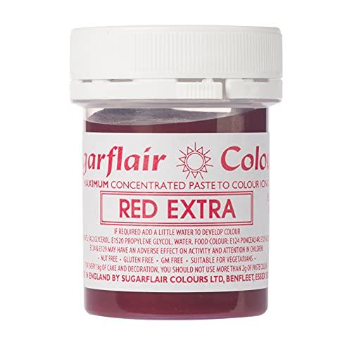 Sugarflair - Sugarflair Red Extra