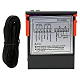 Termostato del controlador de temperatura que refrigera la alarma de límite superior duradera para el hogar para la fábrica