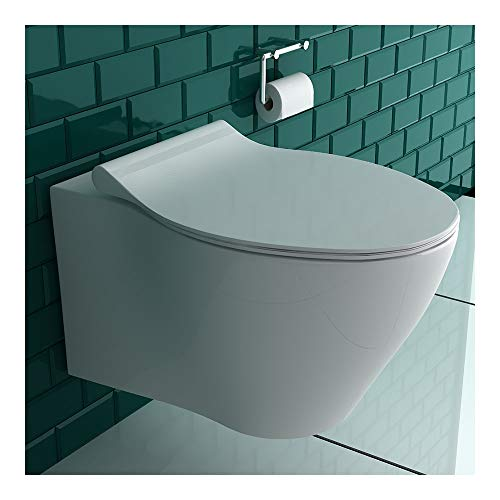 Wand-WC Wand-WC Rimfree