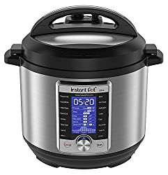 Best Instant Pot Ultra 6 Qt 10-in-1 Multi- Use Programmable Pressure Cooker, Slow Cooker, Rice Cooker, Yogurt Maker, Cake Maker, Egg Cooker, Sauté, Steamer, Warmer, and Sterilizer