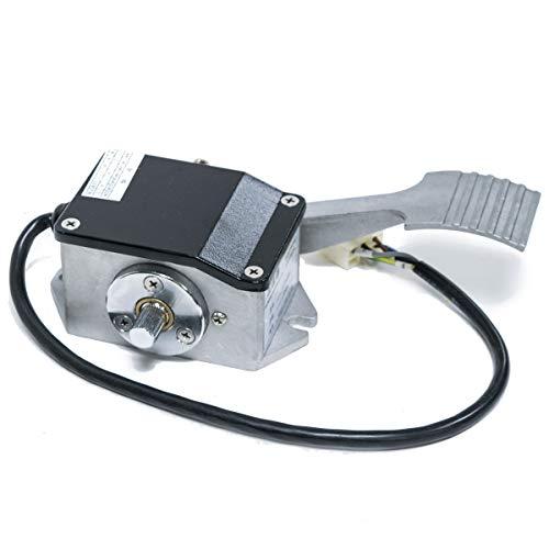 Throttle Foot EFP-005 0-5K Electric Accelerator for EV Curtis Motor Golf Throttle Pedal
