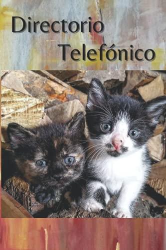 Directorio Telefonico: REP-69-ES-047 - Sólo números de teléfono, directorio telefónico con índice alfabético : nombres y números (teléfono / móvil)   Dimensiones : 15.24 x 0.64 x 22.86 cm.