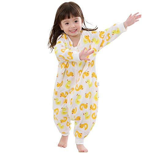 HS-01 babyslaapzak, 4 seizoenen babyslaapzak, wearable pijama slaapzak, deken opgerold in katoen, uniseks B
