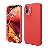 """Elago Silicone Liquido Custodia Cover Compatibile con iPhone 12 Mini Case (5.4""""), Silicone Liquido..."""