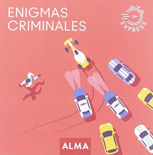 Enigmas criminales express: 39 (Cuadrados Express)