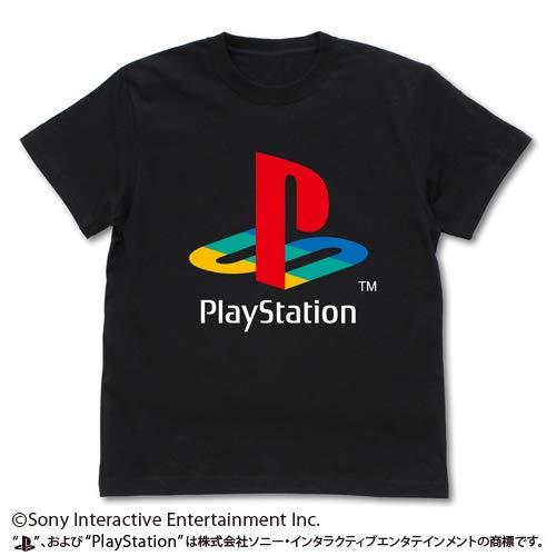 プレイステーション 初代 PlayStation TシャツVer.2 ブラック XLサイズ