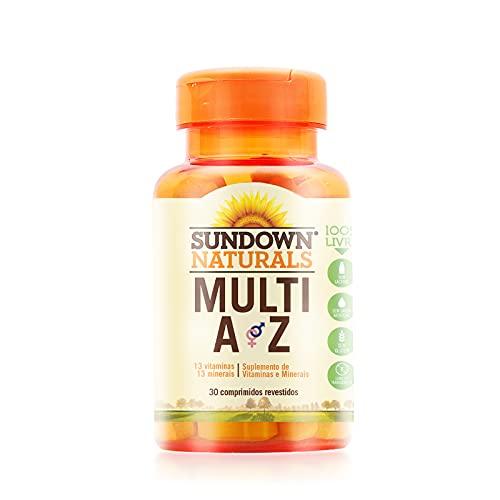 Multi A-Z Multivitamínico - 30 comprimidos