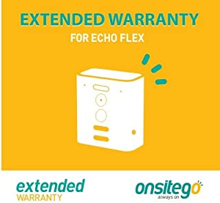 Onsitego 2 Years Extended Warranty for Echo Flex
