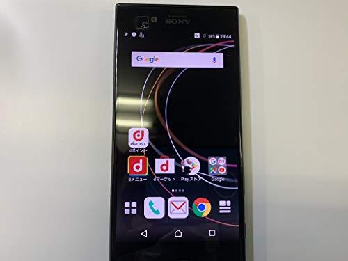 SONY(ソニー) Xperia XZs 32GB ブラック SO-03J docomoロック解除SIMフリー