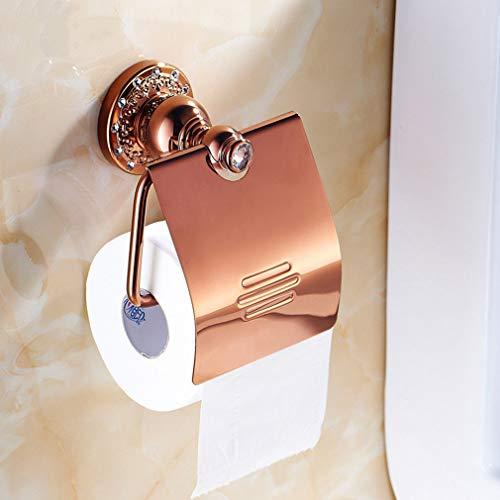 Nrpfell Porte-Papier de Cuisine Suspendu Salle de Bains Toilette Porte-Rouleau Grill Porte-Crochets de Porte de Cabinet de Cuisine Blanc