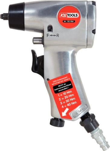 KS Tools 152.1061 1/4'' Vibro Schlagschrauber, 10-40Nm