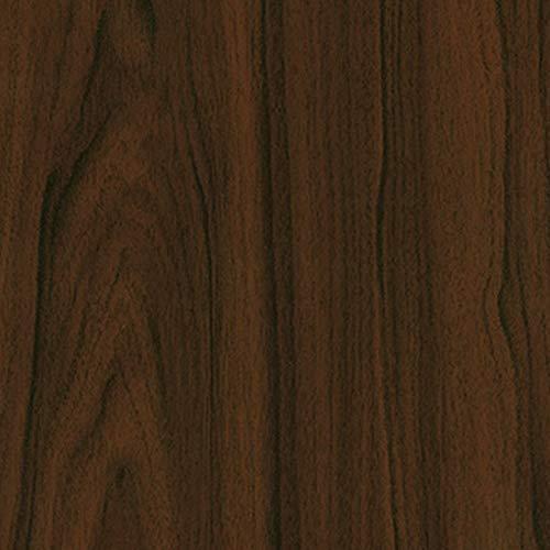 7,08€/m² Tür-folie d-c-fix Holzfolie Walnuss 210cm x 90cm Ideale Türfolie selbstklebende Klebefolie Folie Holz Dekor Möbelfolie