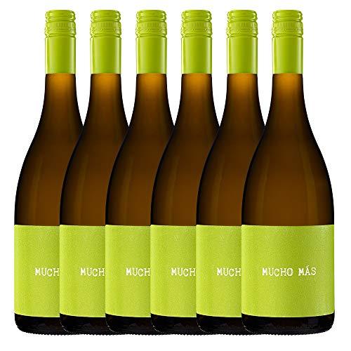 Mucho Mas Blanco - 6 botellas x 750ml - Total:4500ml