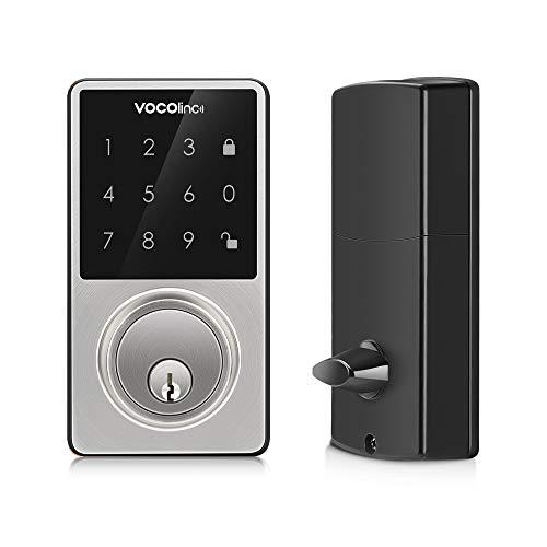 VOCOlinc Smart Door Lock Bluetooth Electronic Keyless Entry Deadbolt