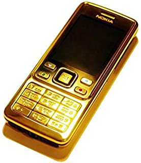 Nokia 6300 - Gold