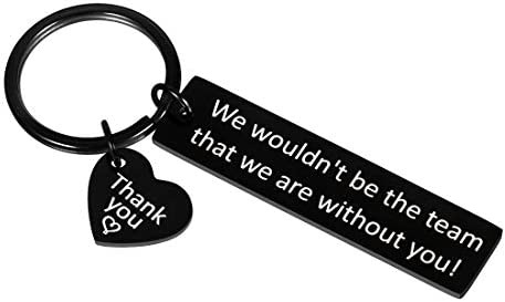 Boss Coworker Gifts For Christmas Men Women Office Keychain Appreciation Gifts For Leader PM product image