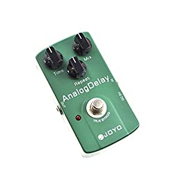 5 of The Best Analog Delay Pedals in Today's Market & Buying Guides 9