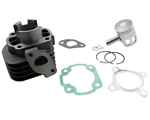 Zylinderkit 2EXTREME 50ccm 12mm für NOVA MOTORS GT extreme 50cc, GT3 1.0, 2.0, Nova Sport, ROLLER