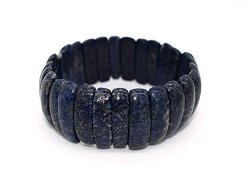 Natuurlijke Lapis Lazuli 7x22mm glad Fancy 7