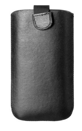 Handytasche für Mobistel Cynus F4 Handy Schutz Hülle Slim Case Cover Etui schwarz i