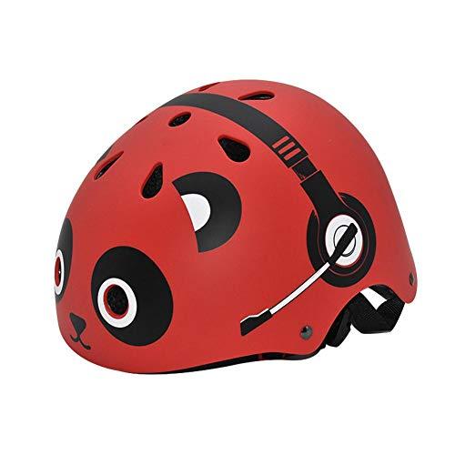 lingzhuo-shop Kinderfietshelm voor peuters, motorfietshelm, kind, 3-10 jaar, ultralicht, fietshelm, city road, fiets, kind, hoofddeksel, voor outdoor-sporten, fietsen, paardrijden, skaten
