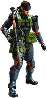 Square Enix Metal Gear Solid: Peace Walker: Play Arts Kai: Snake Action Figure (Battle Dress Version)