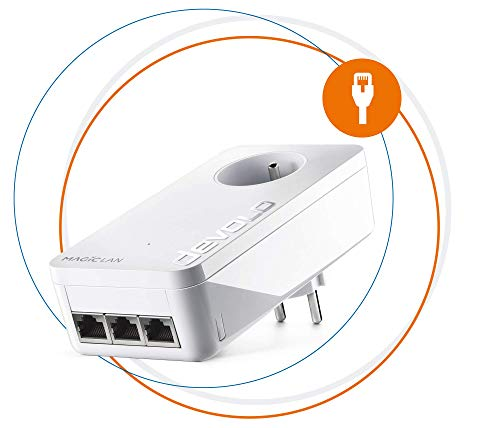 Devolo Magic 1 WiFi Mini weiß 2400 Mbps Magic 2 Triple