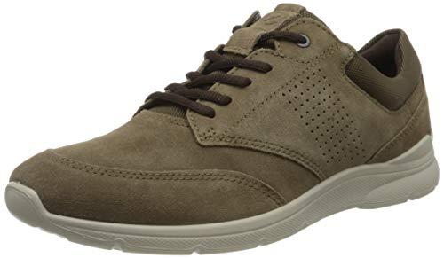 ECCO Herren Irving Shoe, Navajo Brown Dark Clay, 45 EU
