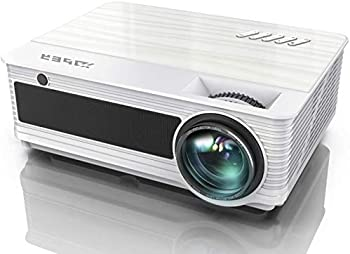 YABER YB1 6500-Lumens LED Home Theater Projector