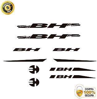 Pegatinas para Bici Sticker Decorativo Bicicleta Juego de Adhesivos en Vinilo para Bici Santa Cruz 2 Pegatinas Cuadro Bici