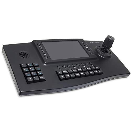 LEFTEK Onvif Netzwerk Tastatur 4D Joystick IP PTZ Controller mit 7