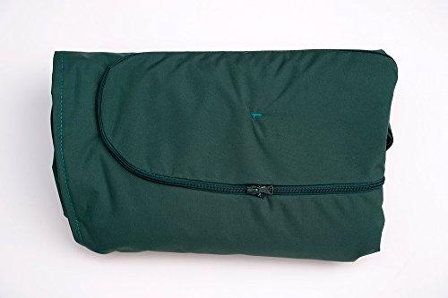 AMAZONAS Hängesessel in edlem Design Globo Royal Chair Green Weatherproof Mehrpersonen ca. 175 x 120 x 70 cm bis 200 kg in Grün - 3
