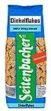 Seitenbacher Dinkelflakes Vollkorn, zuckerarm und knusprig, 6er Pack (6 x 500 g) -