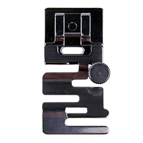 Corde /élastique Bande Tissu Stretch Machine /À Coudre Domestique Pied Snap On Snap Sur Outils De Couture DIY Outils De Couture DIY Couture COULEUR: Blanc Argent