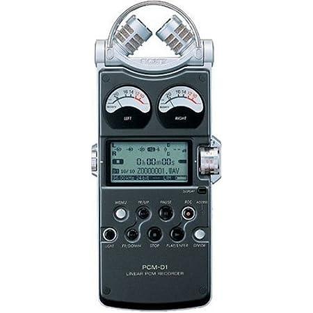 SONY リニアPCMレコーダー PCM-D1