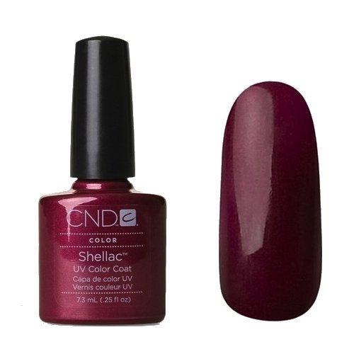 CND Shellac Vernis à ongles en gel UV soak off de choisir parmi 89 couleurs Inc Toutes les collections et la nouvelle collection Garden Muse (allthingsbountiful) (Noir)