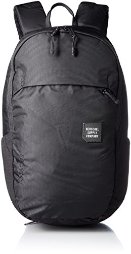 Herschel Trail Mammoth Medium Nylon Rucksack - Solid Colour - Front and Side Pocket - 210D Strength Fabric - 33 cm (13 inches) Laptop Sleeve