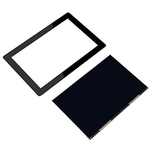 DFYYQ 8,9 Pouces à écran LCD + Verre de Protection for Les Wanhao UV J8 photopolymérisation Imprimable SCLL 3D
