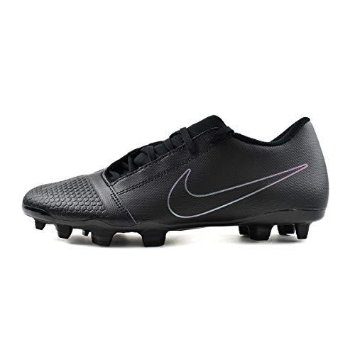 Nike Men's Phantom Venom Club FG Soccer Cleats (Black/Black,...