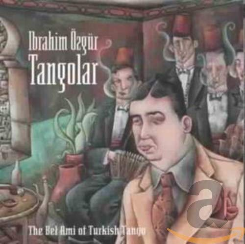 Ibrahim & The Park Hotel Orc Ozgur - Tangolar. The Bel Ami Of Turkish Ta