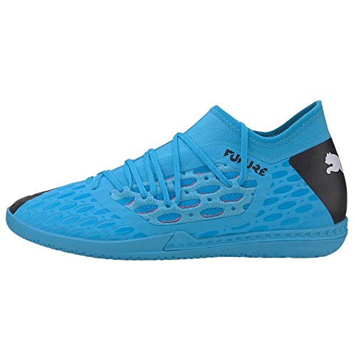 PUMA Mens Future 5.3 Netfit It Soccer Cleats - Blue - Size 7...