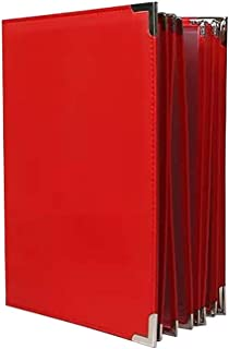 QSJY File Cabinets Porte-Documents a4 Home Photo Présentoir 12 Pages 32 * 24.5CM