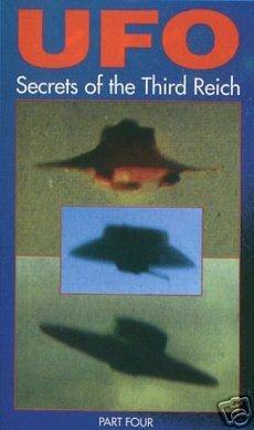 UFO: Secrets of the Third Reich [VHS]