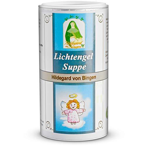 Lichtengel Suppe nach Hildegard von Bingen | Ideale Zwischenmahlzeit | Ideal auch zum Basenfasten | Sättigt schön | Glück zum Löffeln | 350g