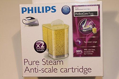 Philips–Cartucho antical para centro de planchado Philips PerfectCare Pure GC002