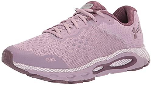 Under Armour Women's HOVR Infinite 3 Running Shoe, Mauve Pink (602)/Mauve Pink, 8